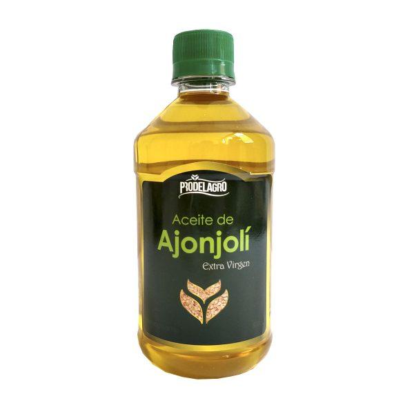 Aceite de Ajonjoli Extra Virgen 500ml