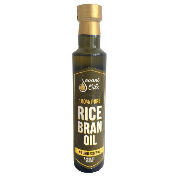 Aceite de salvado de arroz