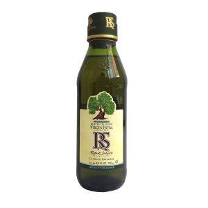 Aceite de oliva .