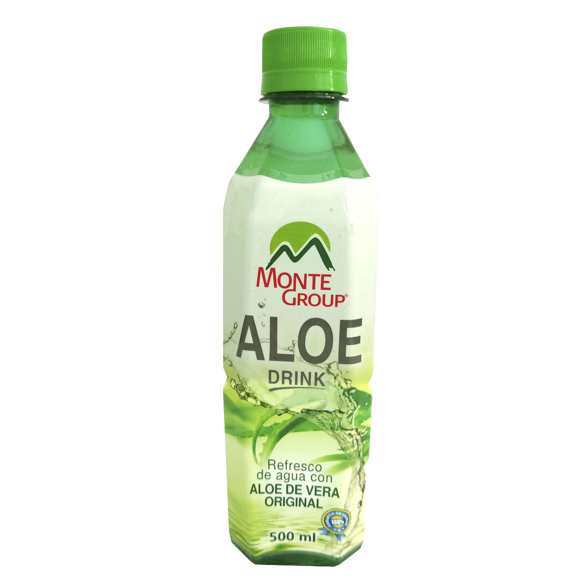 Bebida Aloe Natural
