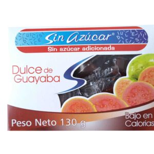 Dulce de guayaba sin azúcar 130g Konfyt