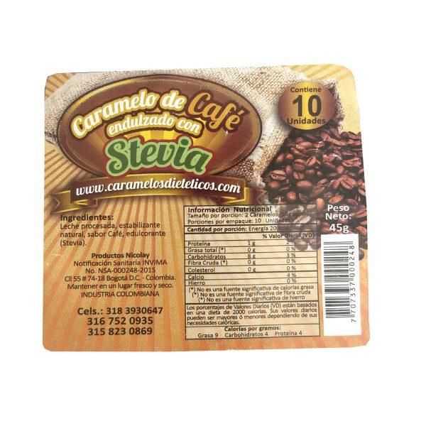 ducle con stevia