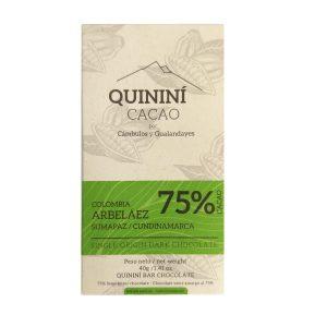 Chocolatina 75%