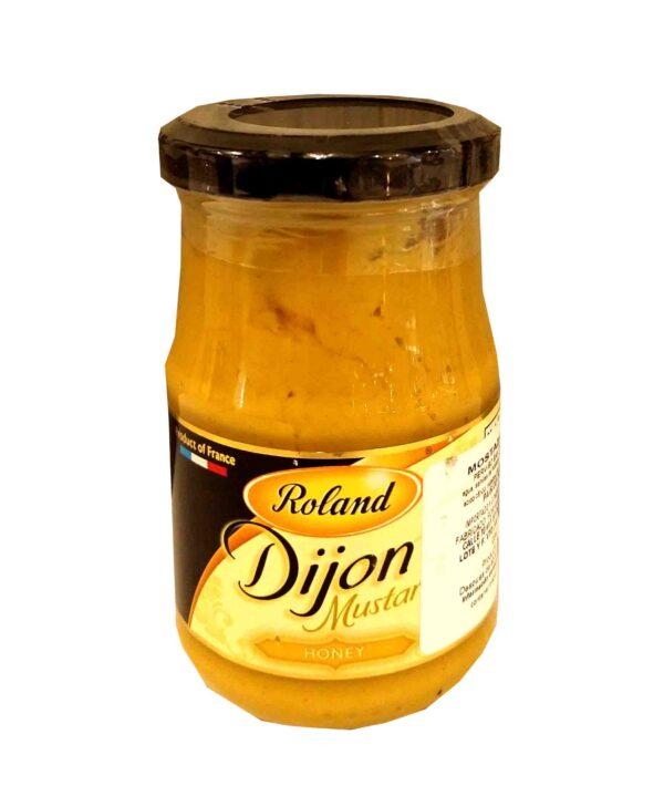 Mostaza Dijon Roland 198g
