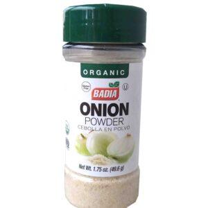 cebolla orgánica de referencia