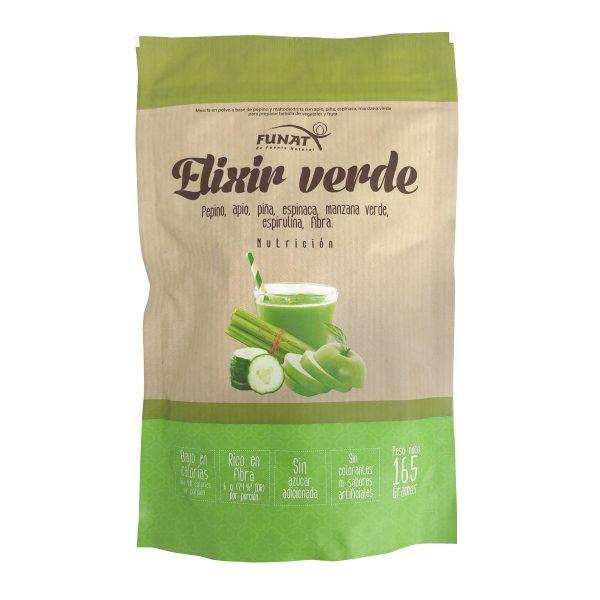 Té verde Elixir