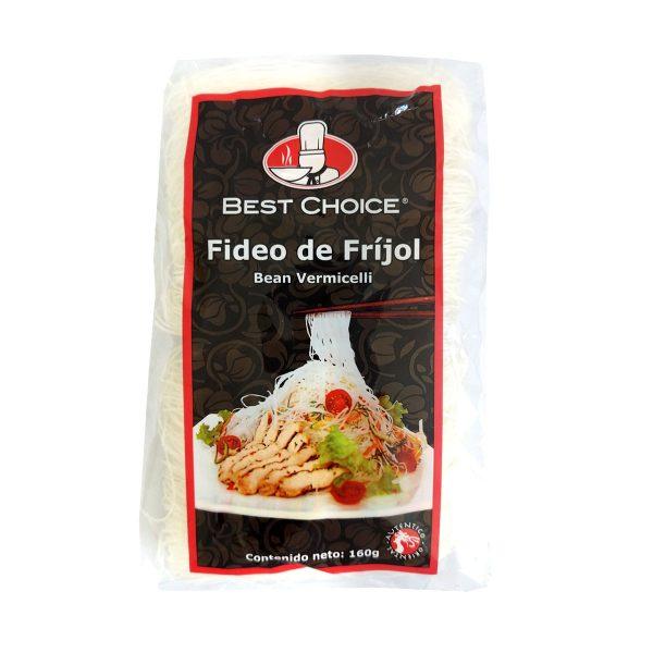 Fideos de frijol Bean