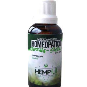 CBD D3 30ml Medicamento Homeopático Cannabis