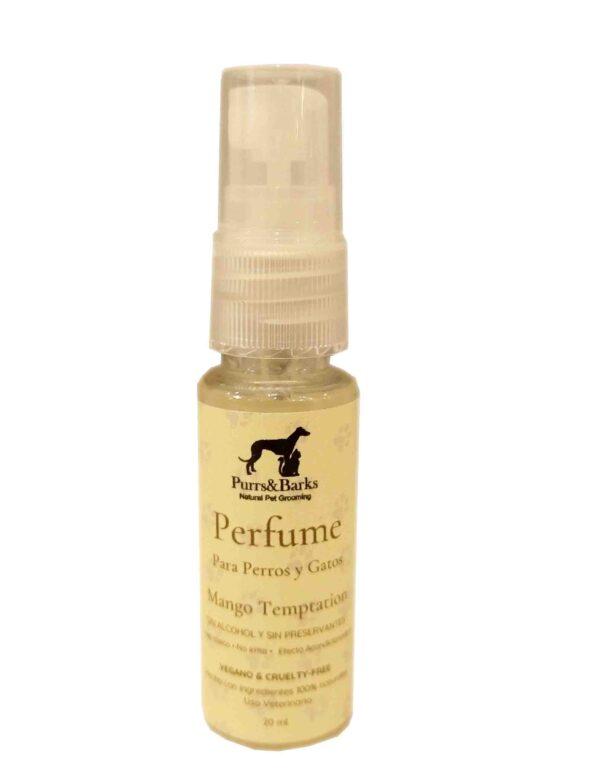 Perfume Mascotas Mango Temptation 20ml PB