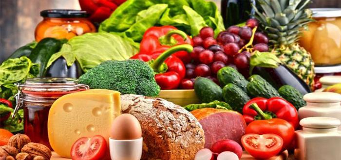 Proteínas, Carbohidratos y Lípidos