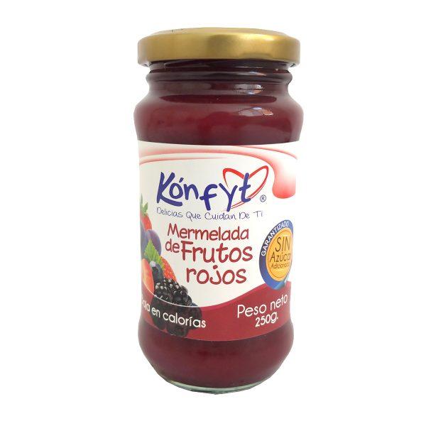 Mermelada sin azúcar adicionada Konfyt