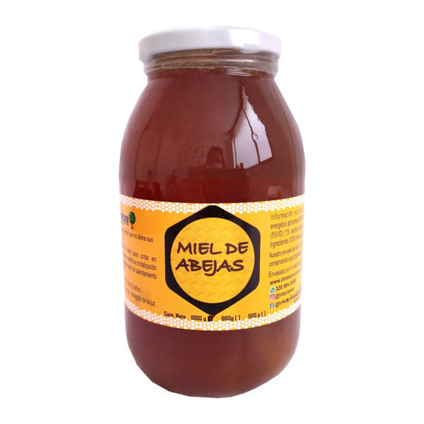 Miel de la zona del Sumapaz