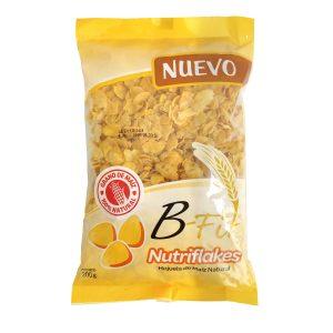 Hojuelas de maiz sin gluten