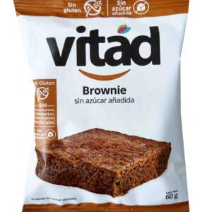 Brownie sin gluten sin azúcar