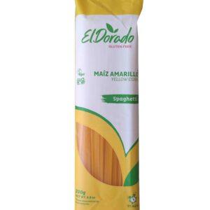 Pasta de Maíz spaguetti 250g El Dorado