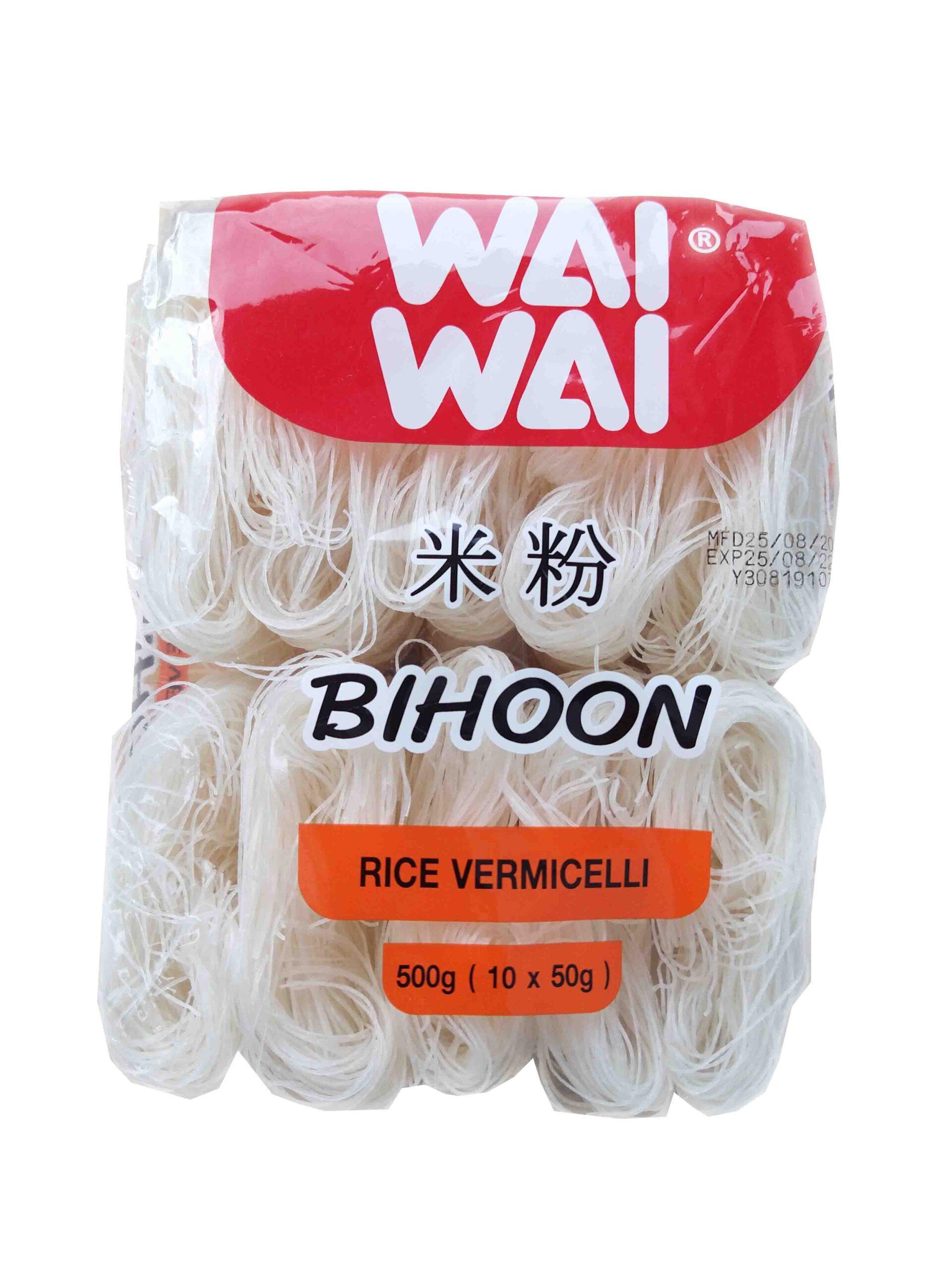 pasta vermicelli de arroz