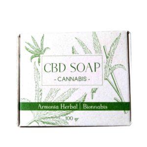 Jabón de Cannabis