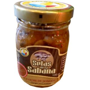 Antipasto ceviche de hongos 100g Setas