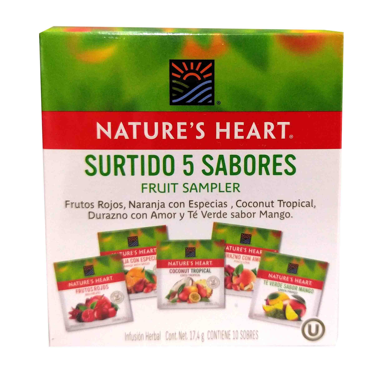 Té de hierbas Natural Herbs Badia
