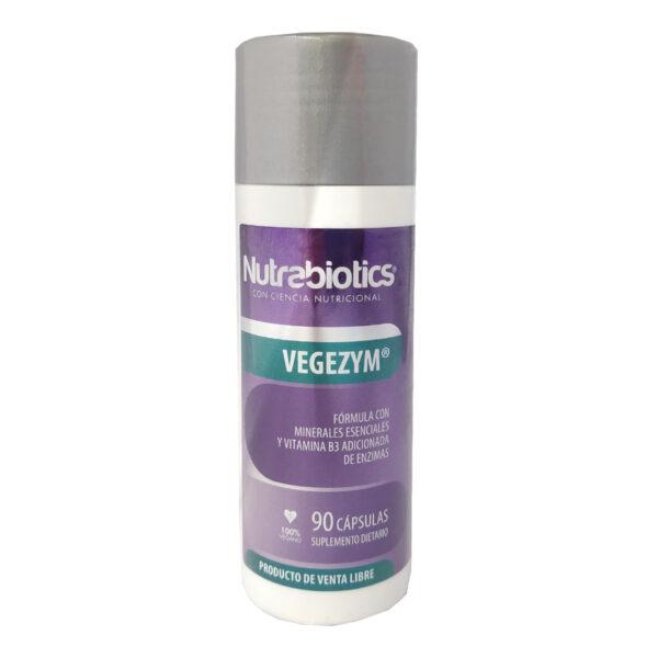 Formula con minerales esenciales y vitamina B3
