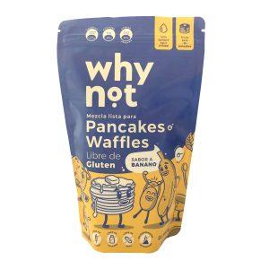 Mezcla de Pancakes sin gluten