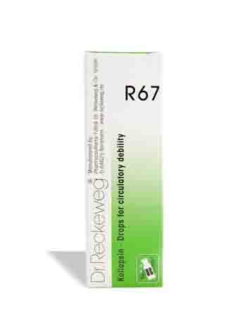 R67 Gotas Dr Reckeweg